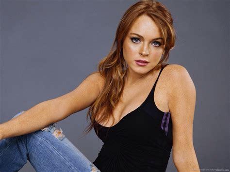 Celebrity Home Design Pictures by Celebrity Lindsay Lohan Wallpapers Desktop Phone Tablet