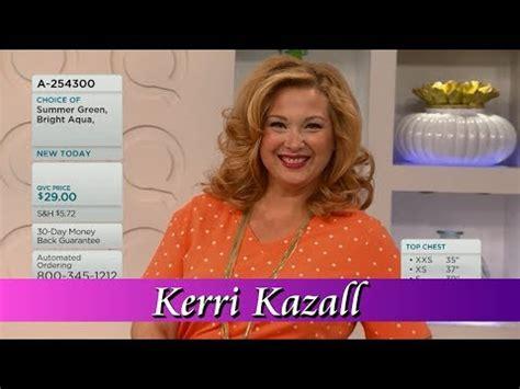is joy pinizzotto still with qvc qvc model kerri kazall youtube
