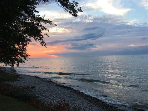 sunset on lake ontario oswego ny picture of sunset
