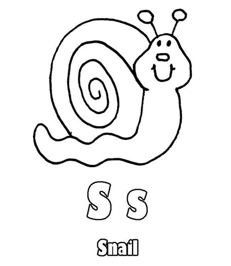 snail coloring pages preschool land snail coloring page sketch coloring page