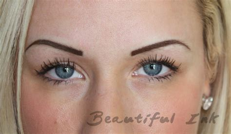 eyebrow tattoo scabbing beautiful ink brighton permanent makeup top up