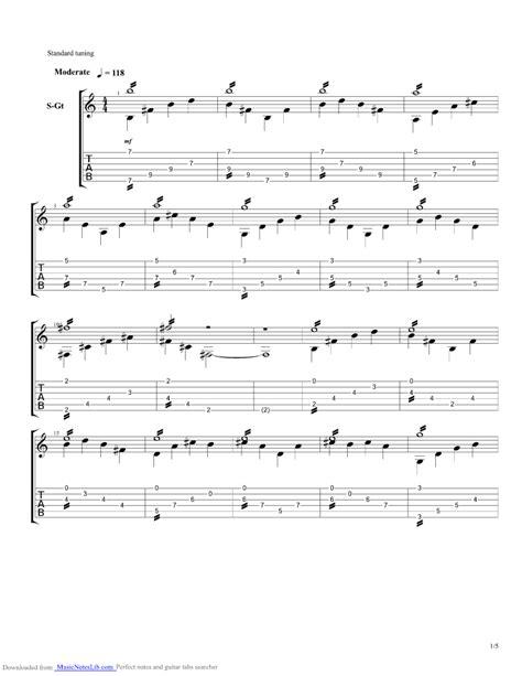 tutorial guitar hotel california hotel california guitar sheet music pdf hotel california