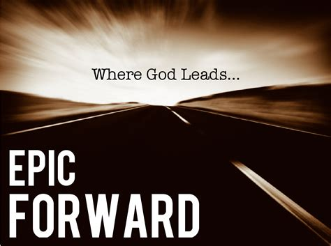 Only Forward epic forward image