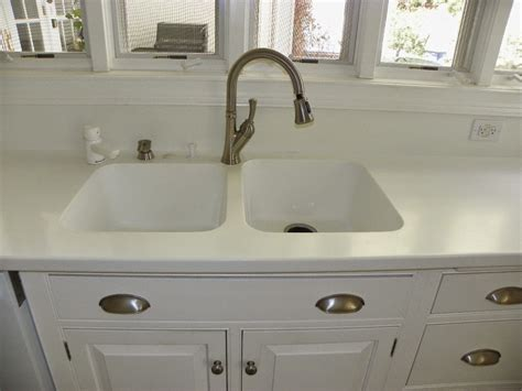 corian kitchen sinks how to clean a corian kitchen sinks collaborate decors