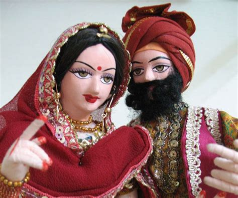 hindi composition on doll punjabi dolls 44 indian made dolls