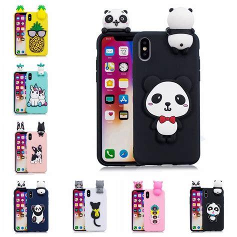 cute case  iphone        panda unicorn