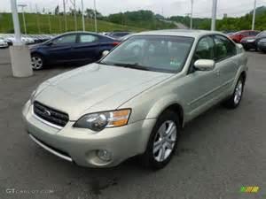 2005 Subaru Outback Sedan Chagne Gold Opal 2005 Subaru Outback 3 0 R Sedan