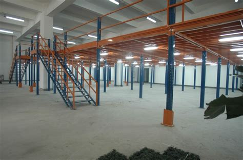 mezzanine deck heavy weight industrial mezzanine floors auto parts