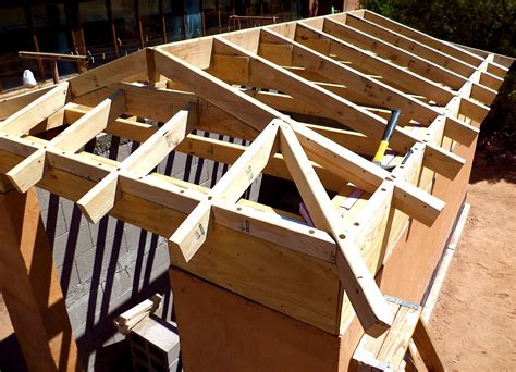 Building A Hip Roof alt build building a well house 4 framing the hip roof