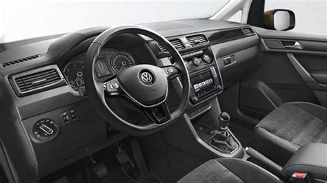 caddy interieur medidas volkswagen caddy maxi 2015 maletero e interior