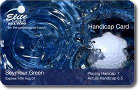 golf handicap card template golf handicap software obtain a golf handicap certificate