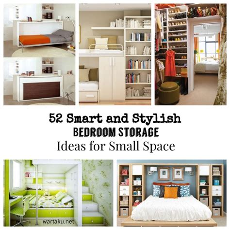 smart storage ideas for small spaces 52 smart and stylish bedroom storage ideas for small space 30 | 52 Smart and Stylish Bedroom Storage Ideas for Small Space