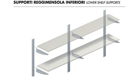 Reggimensola A Cremagliera by La Cremagliera In Alluminio Sky