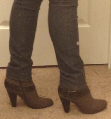 Heel Boot Zarina what are you wearing today new and improved read post