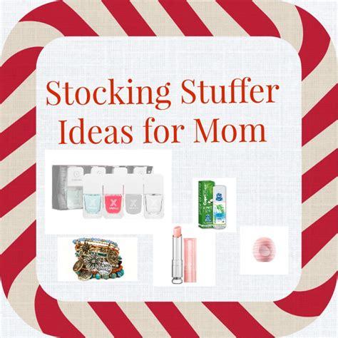 ideas for stocking stuffers stocking stuffer ideas for mom