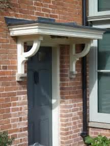 Canopies For Front Doors by Door Canopies Peacock Joinery