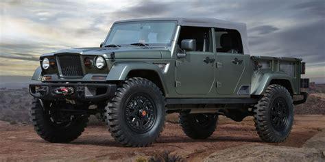 Where Is Jeep Built Jeep Built A 700bhp Hellcat Powered Wrangler