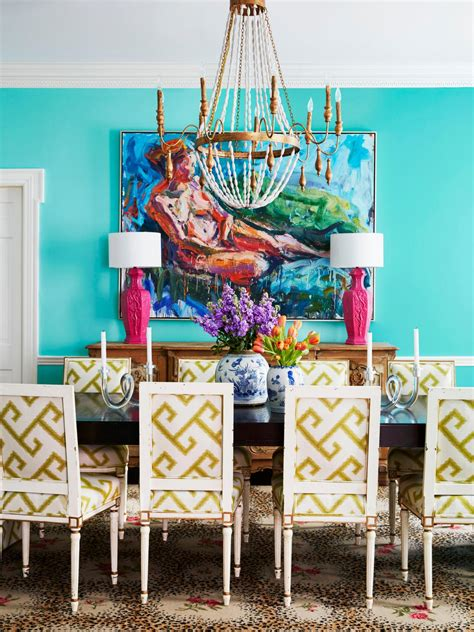 colorful room ideas 28 stunning colorful dining room design ideas