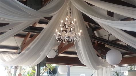 How To Drape A Ceiling by Backdrops And Draping