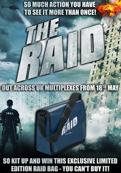 The Raid Official Comic the raid competition filmwerk