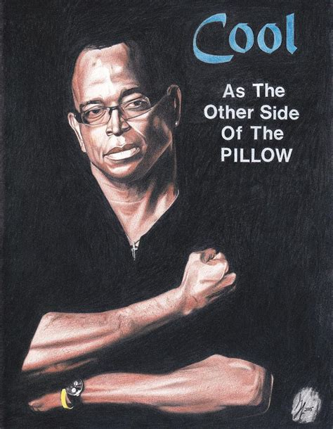 The Cool Side Of The Pillow by Cool As The Other Side Of The Pillow Drawing By Gary White