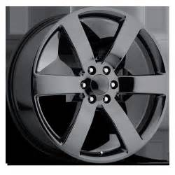 Trailblazer Wheels Tires 4 22 Quot Tires Pvd Black Chrome Wheels Package Chevy
