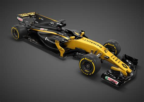 Presentation Renault F1 Team Rs17 Marco S Formula 1 Page