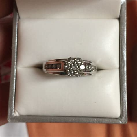 60 sears jewelry engagement ring set from