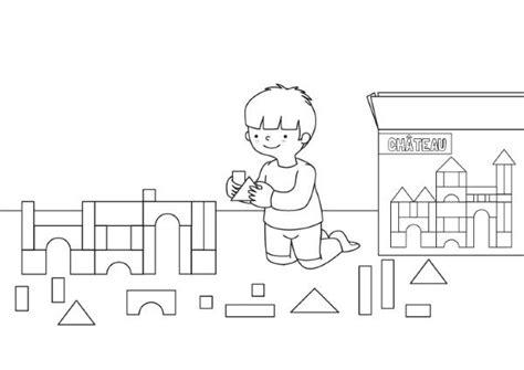 imagenes de niños jugando para colorear e imprimir ni 241 o jugando dibujo para colorear e imprimir