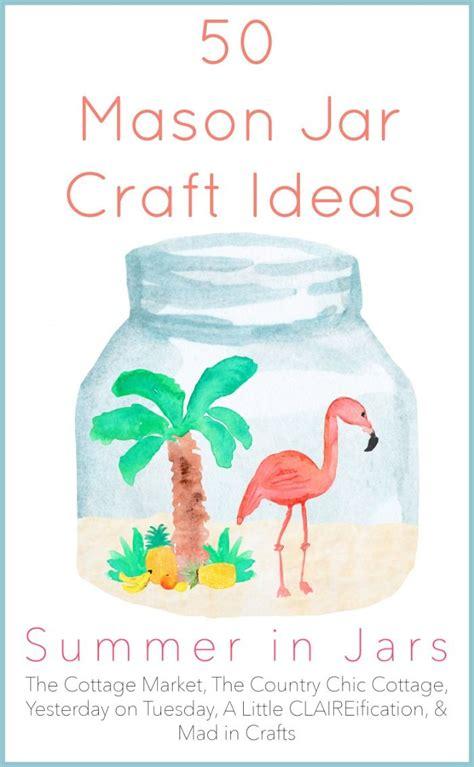 diy crafts for home decor fabulous summer crafts decor 93 best mason jars images on pinterest jars glass jars