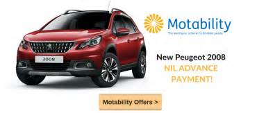 Peugeot Mobility Cars Peugeot Motability Offers At Bells Crossgar