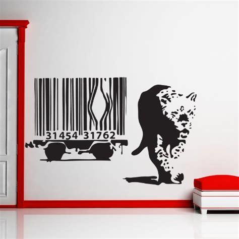 Große Sticker by Wandtattoo Leopard
