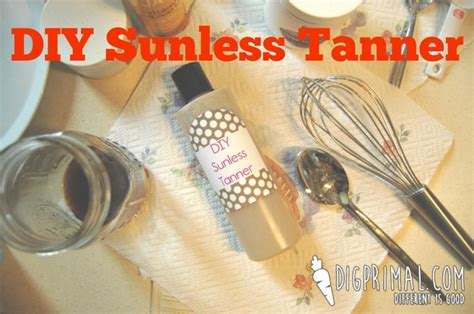 diy tanning without iodine this diy sunless tanning lotion makes you look so