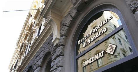 azioni pop sondrio popolare di sondrio aumento da 40 milioni per
