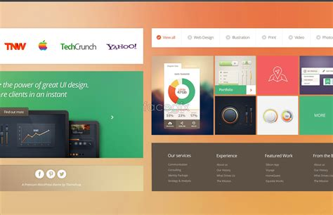 dashboard powerpoint template free best metro ui psd ppt templates free dashboard templates