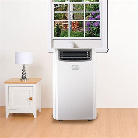 black and decker portable air conditioner and heater black decker bpact14hwt 14000 btu portable air
