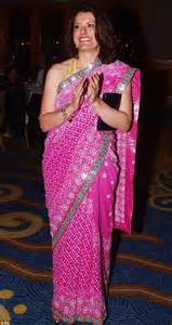 Miriam Clegg is pretty in pink at Asian Women of