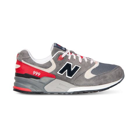 new balance sneakers mens new balance mens 999 casual sneakers from finish line in