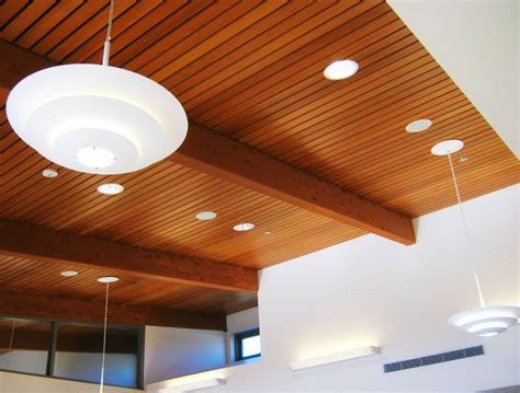 Wooden False Ceiling 1000 Ideas About Wood Ceiling Panels On
