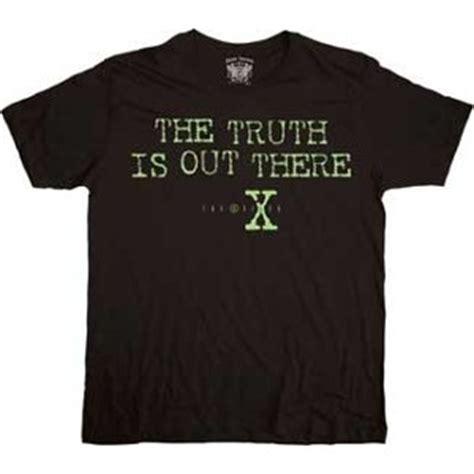 truth     files  shirt  files  shirts