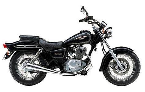 Suzuki Gz Marauder 125 Suzuki Gz 125 Marauder 2001 Technical Data Power Fuel