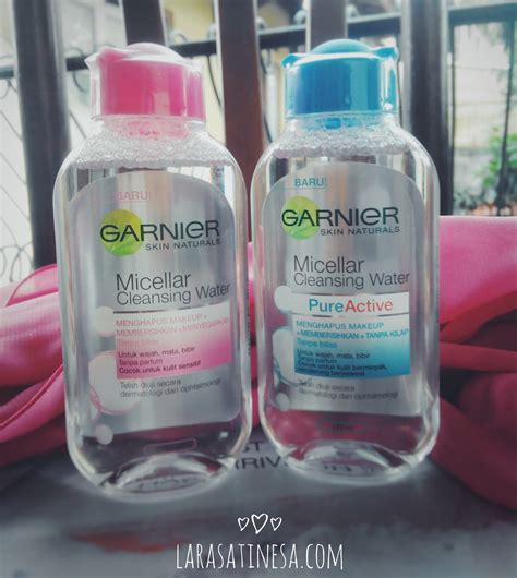 Pembersih Wajah Garnier review garnier micellar cleansing water bahasa indonesia the happilionaire lifestyle