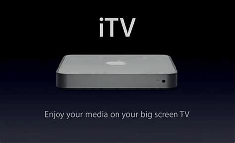 I Tv by Appleの Itv と呼ばれる製品が1月末以降に登場か Gigazine
