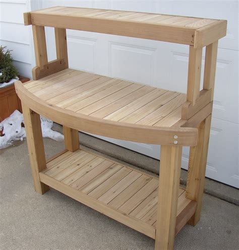 inexpensive potting bench ideas potting bench with sink homemade potting bench