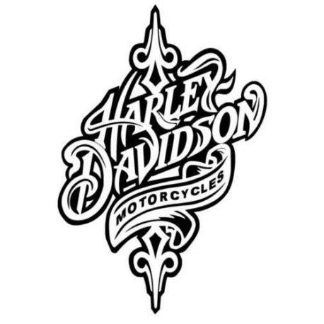Harley Davidson Aufkleber Fürs Auto by Harley Davidson Aufkleber Motorrad Bild Idee