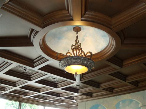 Php Ceiling by Decorative Coffered Vaulted Tin Ceiling Tiles Ceiling