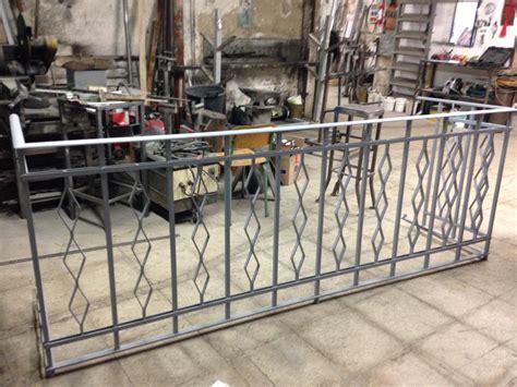 ringhiera in ferro zincato ringhiera per balcone in ferro zincato con disegni