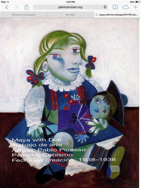 picasso paintings described 62 best images about obras famosas on