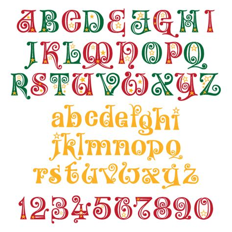 christmas pattern font family starry christmas font embroidery font annthegran