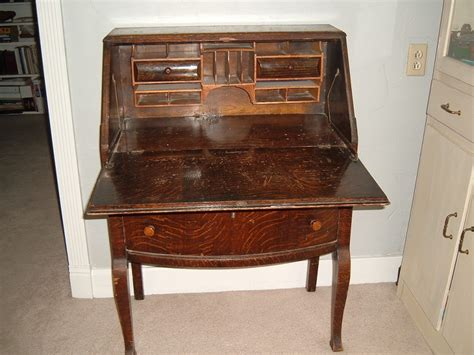 Antique Drop Front Secretary Desk Designs Antique Drop Front Desk